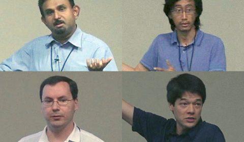 Ultra-Low Power Computing Workshop 2014 – Sensing Systems