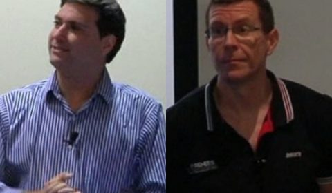 WIPTTE: Sponsor Talks: Microsoft Research Demos on Surface