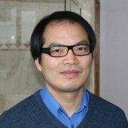 Portrait of Zhengyou Zhang