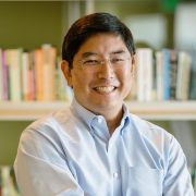 Portrait of Paul Oka