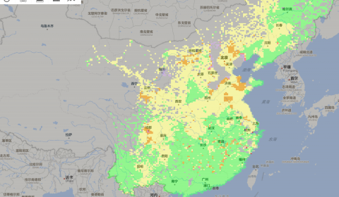 country-wise fine-grained air quality