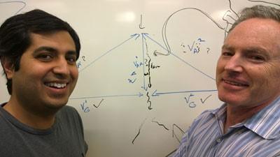 Ashish Kapoor and Eric Horvitz, Microsoft Research