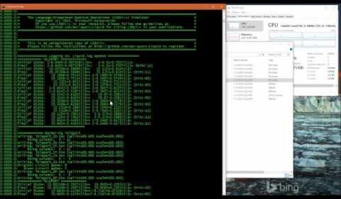 LIQUi|>: A Software Design Architecture and Domain-Specific Language for Quantum Computing