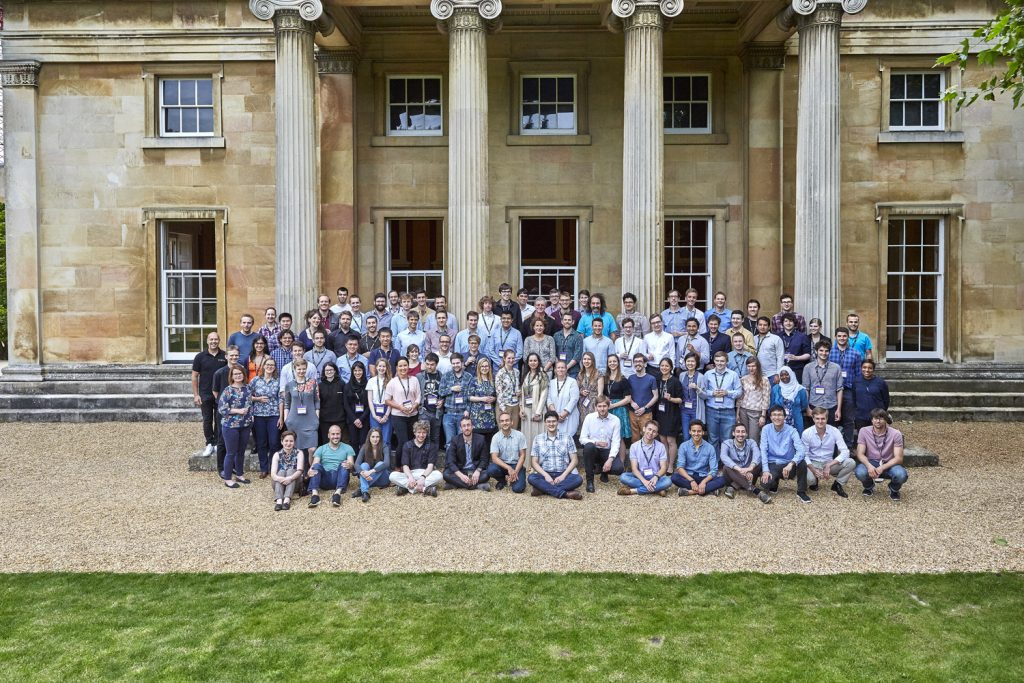 PhD Summer School 2016 group photo