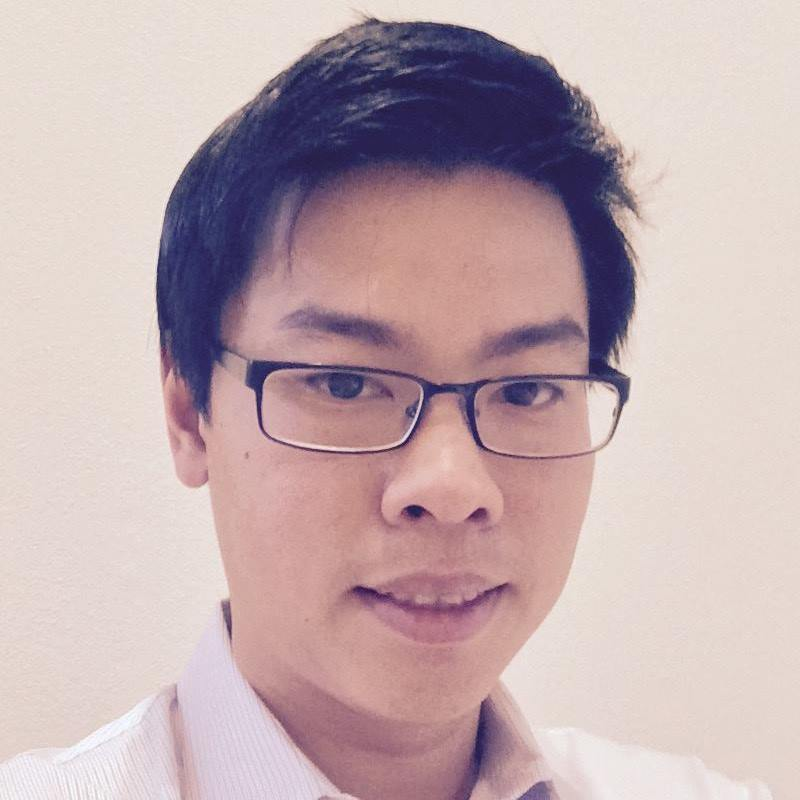 Portrait of Eric Chung