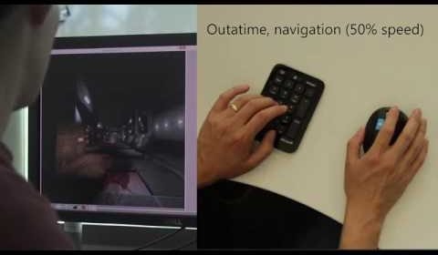 Outatime: Using Speculation to Enable Low-Latency Continuous Interaction for Mobile Cloud Gaming