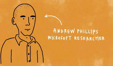Andrew Phillips, Microsoft Researcher