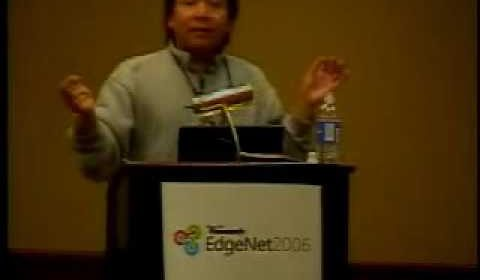 Edgenet 2006 - Virtual LAN as a Network Control Mechanism