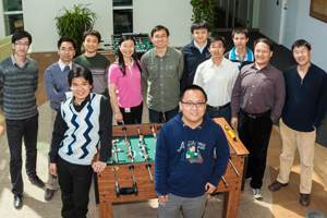Members of the Software Analytics Group