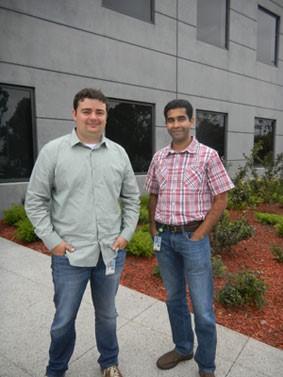 Travis Perry and Sunil Acharya