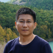 Portrait of Dongdong Zhang