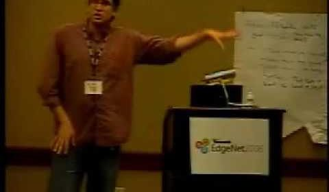 Edgenet 2006 - The Protection Problem in Enterprise Networks