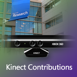 Kinect contributions