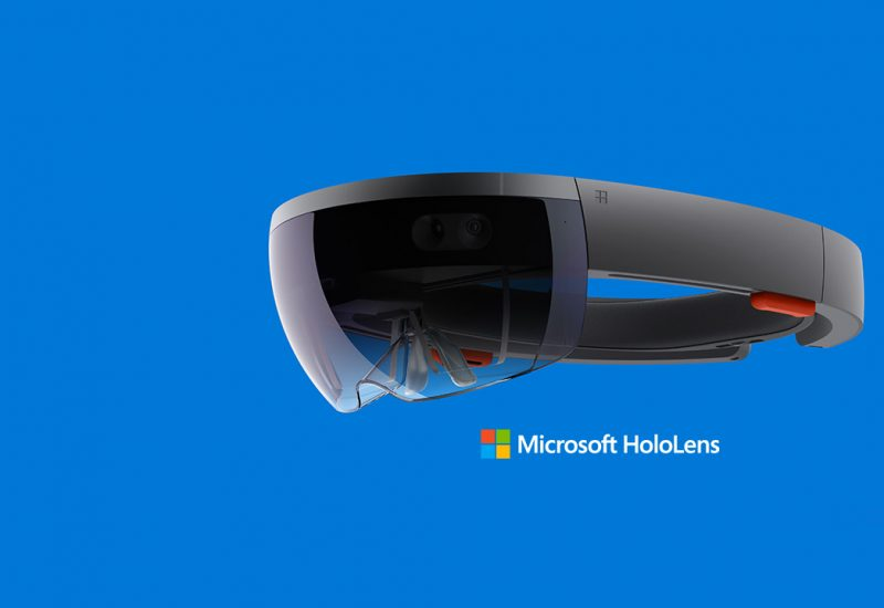 HoloLens computer vision research at ECCV