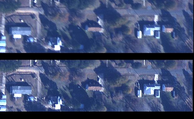 aerial image deblurred