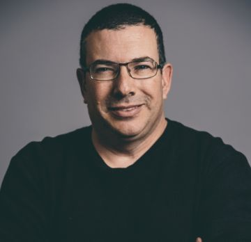 Portrait of Eyal Ofek