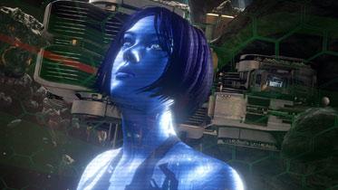Cortana persona