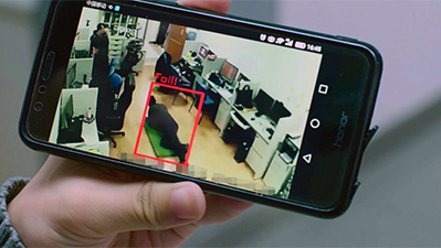 Image associated with Researchers develop new visual intelligence techniques to boost smart home security.
