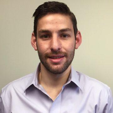 Portrait of Aaron Kaye