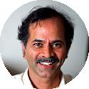 Portrait of Rama Chellappa