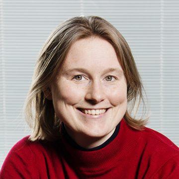 Portrait of Cecily Morrison