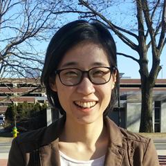 Portrait of Eun Kyoung Choe