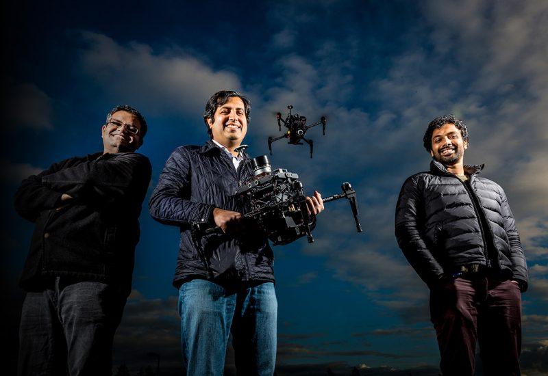 Aerial Informatics and Robotics Platform