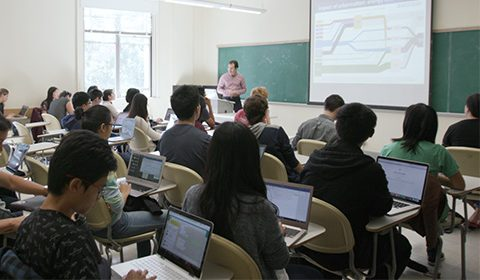 Data Science education at UC Berkeley