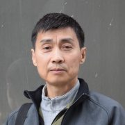 Portrait of Zicheng Liu
