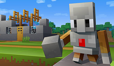 Image associated with MakeCode for Minecraft makes learning to code super fun