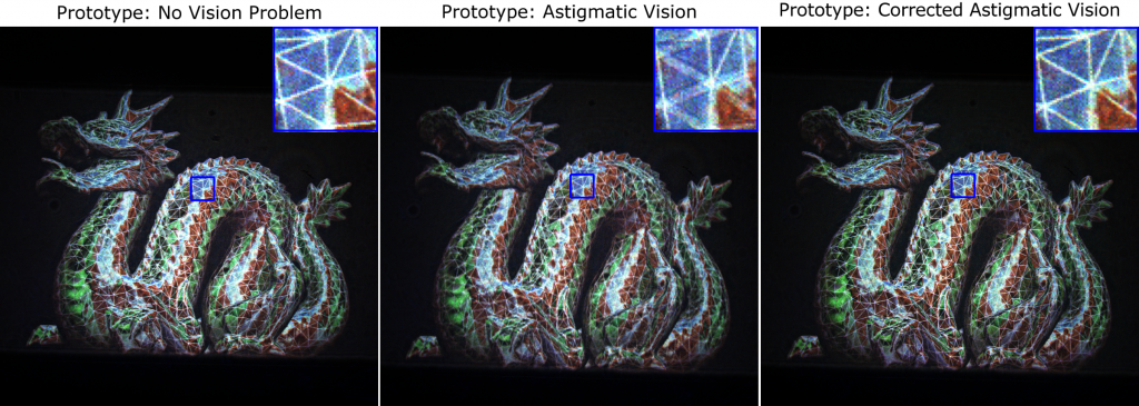 Holograms: The future of near-eye display