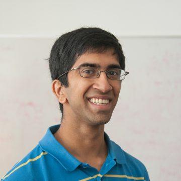 Portrait of Gautam Kamath
