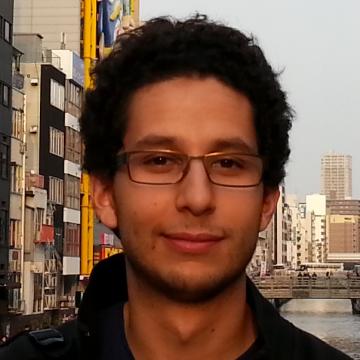 Portrait of Juba Ziani