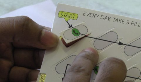 99DOTS: Using Mobile Phones to Ensure Complete Recovery from Tuberculosis