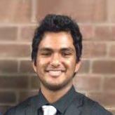 Portrait of Dilip Arumugam