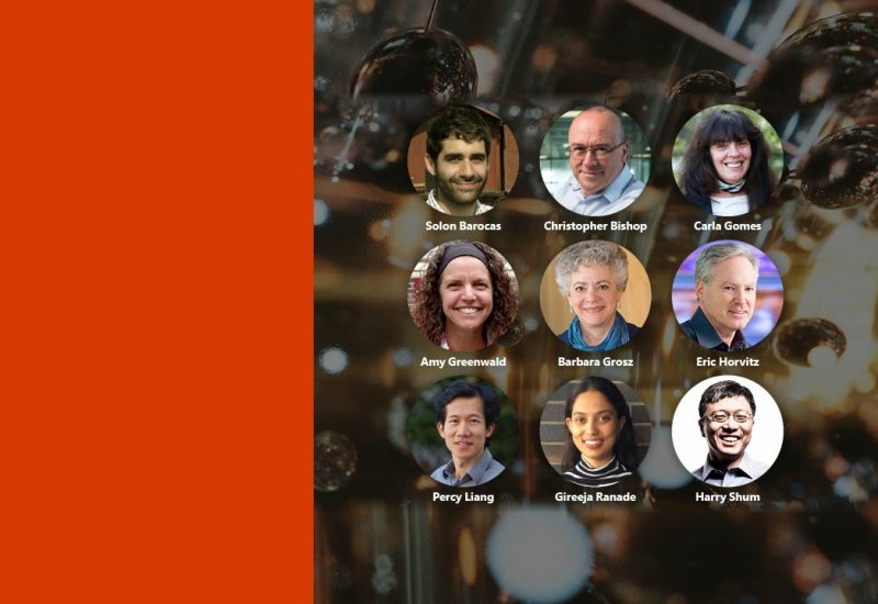 Hear from leading experts working at the edge of AI
