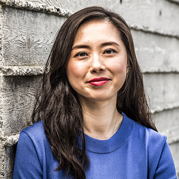 Portrait of Haiyan Zhang from Microsoft Research and speaker at the Microsoft Research AI and Gaming Research Summit