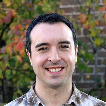 Portrait of Sean Andrist