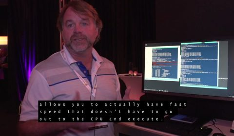 Tech Showcase:Accelerating Research Using Networked FPGAs