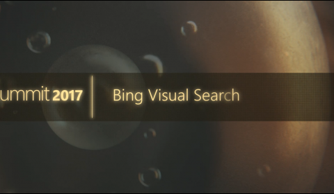 Video Abstract: Bing Visual Search