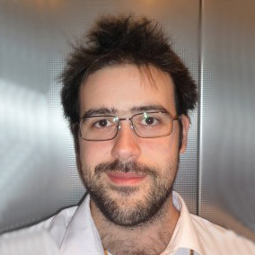 Portrait of Roberto Calandra