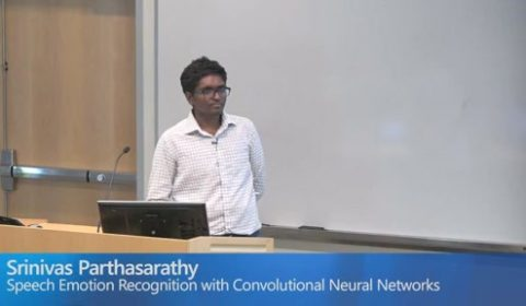 Speech Emotion Recognition with Convolutional Neural Networks