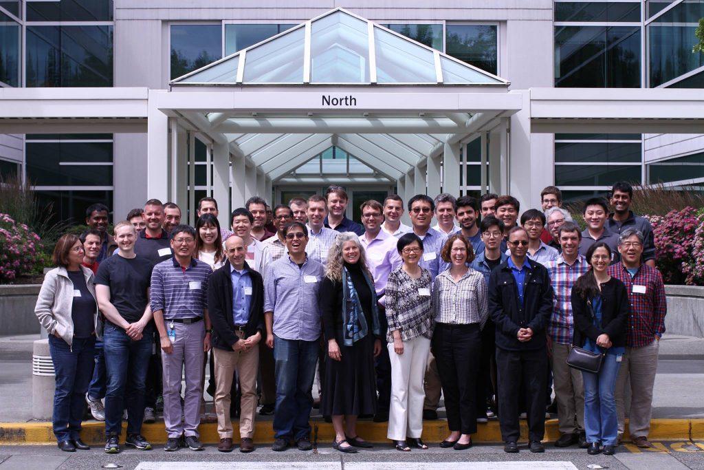 Homomorphic Encryption Standardization Workshop attendees
