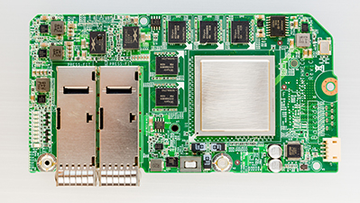 Microsoft Computer Fabric chipset