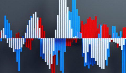 Image of speech waves