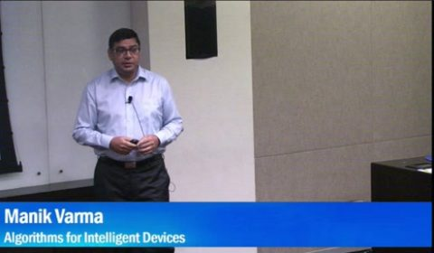 Algorithms for Intelligent Devices