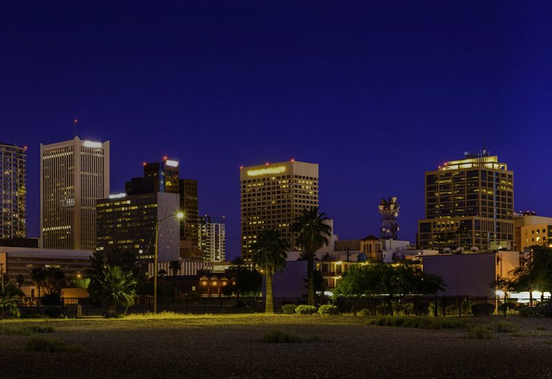 IEEE VIS 2017 and Microsoft Research in Phoenix, Arizona