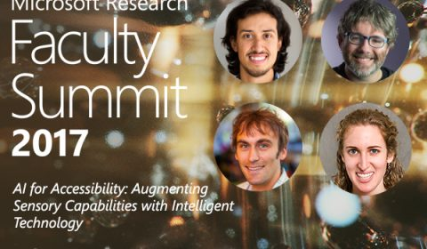 Faculty Summit 2017 ad