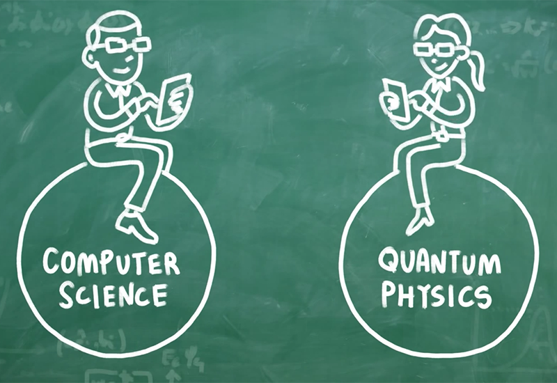 Towards quantum computing