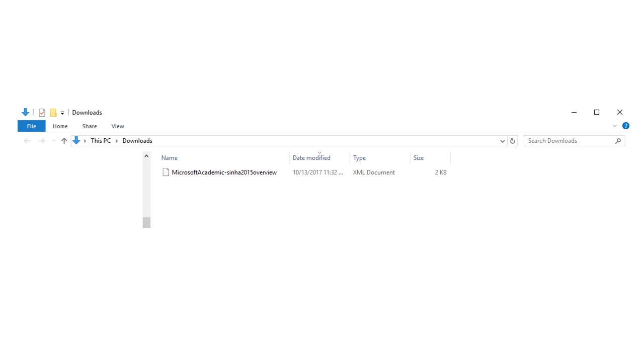 New feature cite microsoft research note the folder where the citation file was downloaded ccuart Image collections